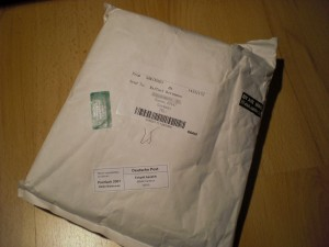 Mail from Far East – Accessories for the Samsung Galaxy S2 at a bargain price