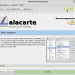 alacarte Softwareverwaltung