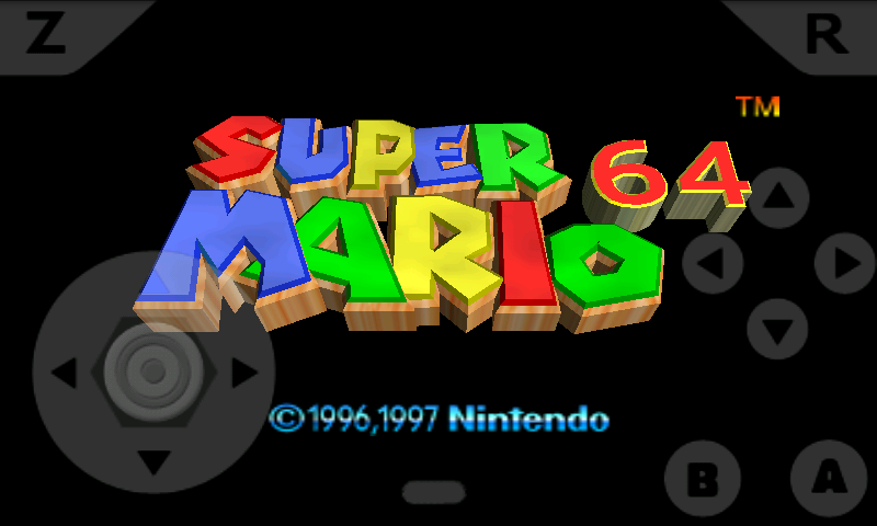 How to play N64 games on Android | en code-bude net