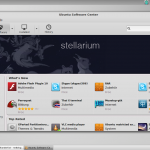 Ubuntu Software Center Startbildschirm