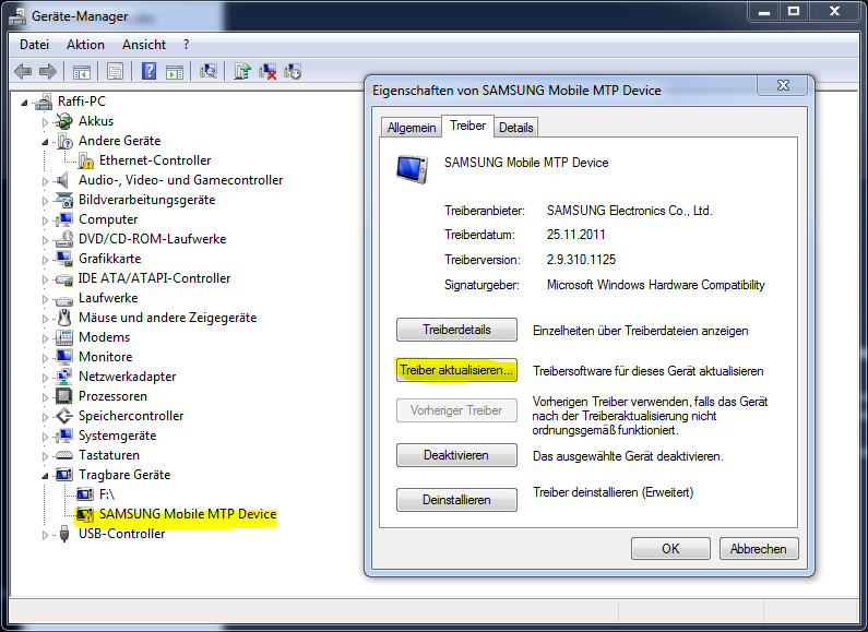 Android USB Driver for Windows