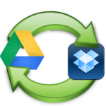 How to synchronize Google Drive with Dropbox