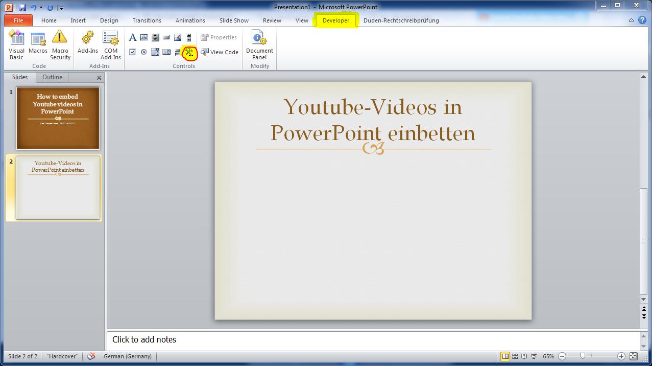1_youtube_videos_in_powerpoint_2007_einbetten  2_youtube_videos_in_powerpoint_2007_einbetten