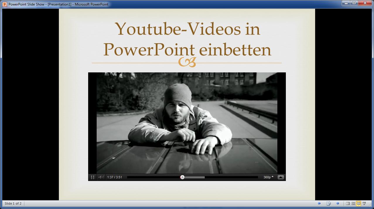 7_youtube_videos_in_powerpoint_2007_einbetten  8_youtube_videos_in_powerpoint_2007_einbetten Video