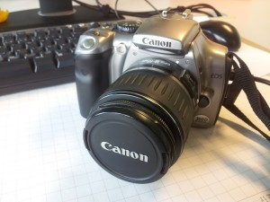 Workaround: Canon EOS 300D Windows 7 drivers