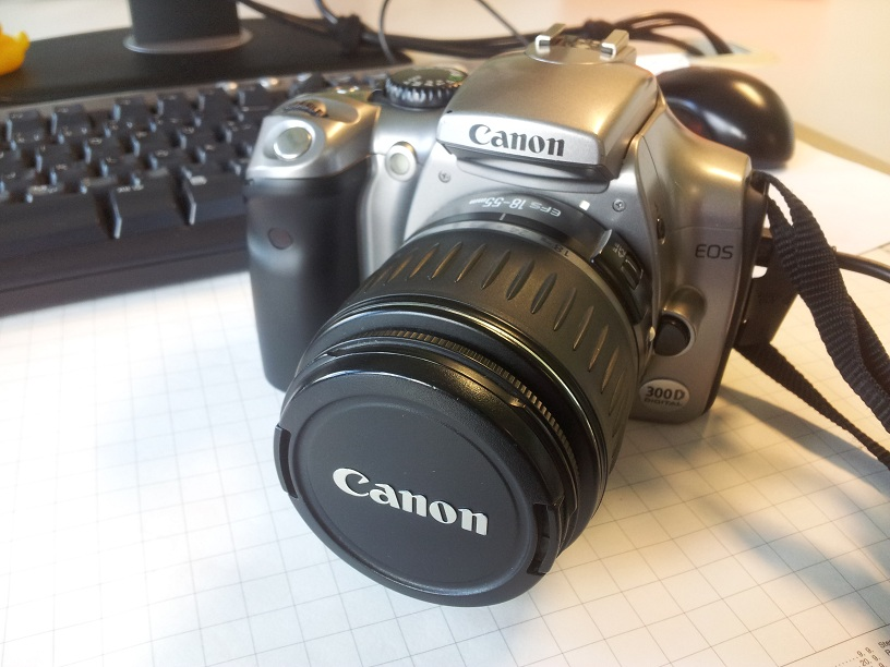 Canon rebel eos 300d drivers for windows xp.