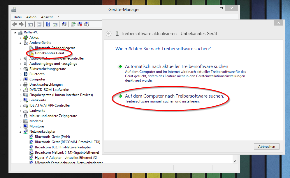 How to install arduino drivers on windows en de bude
