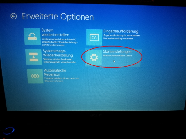 windows neu instalieren