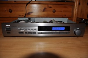 RadioduinoWRT - Frontansicht geöffnet und an