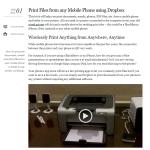 dropbox print