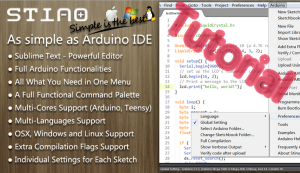 Tutorial: Configuring Sublime Text as Arduino IDE with Stino