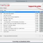 Cloud Downloader 2.6 - Shopping
