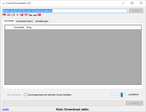 Update: Cloud Downloader 2.6.5