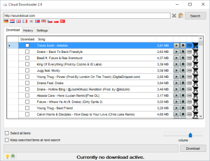 Update: Cloud Downloader 2.9