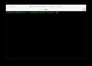 Zugriff auf externe IPs im VPN in Mac OSX (1)