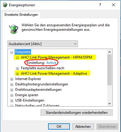 Howto fix: Windows 10 freezes and lags after sleep | en code-bude net