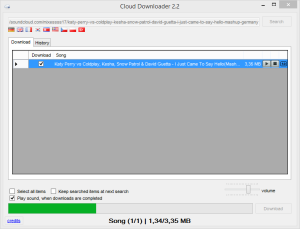 Cloud Downloader Update 2.2 - Soundcloud Downloader