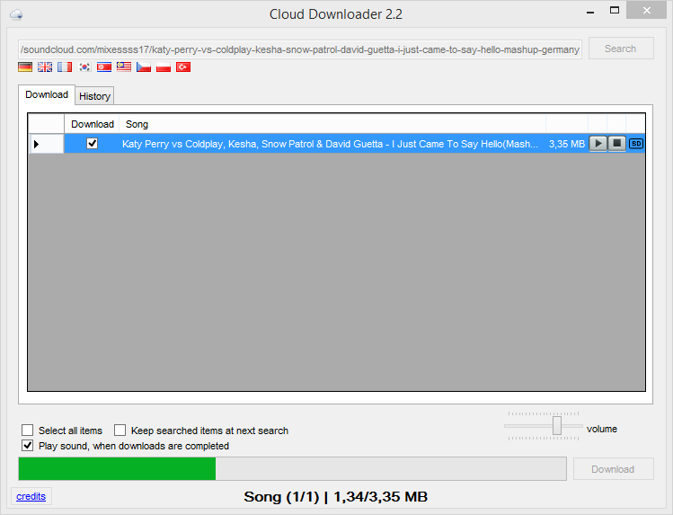 Cloud Downloader