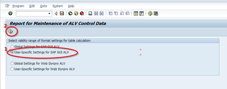 How to reset the spreadsheet export format in ALV   en code