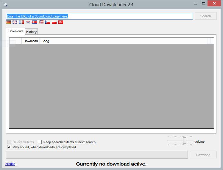 Update: Cloud Downloader 2.4